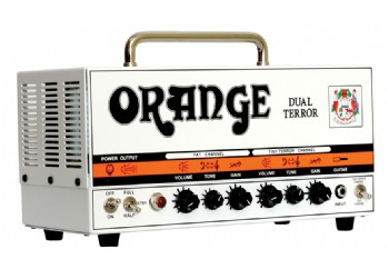 Orange Dual Terror 30 W head - Kafa Amfisi