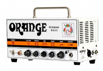 Orange Terror 500 W head - Bas Gitar Amfisi