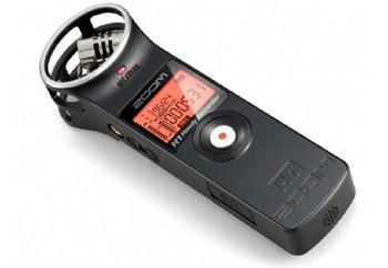 Zoom H1 Handy Recorder  Black - Kayıt Cihazı