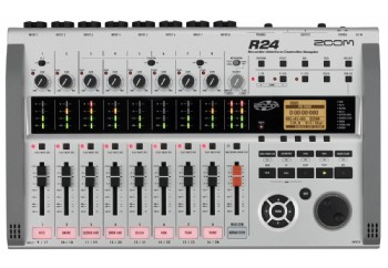 Zoom R24 Multi-Track Recorder Controller - Kayıt Cihazı