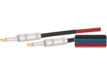 GYC XVT Extra Vintage Tone Cable - 6mt XVT20BK - Siyah - Enstrüman Kablosu (6 mt)