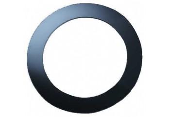 Remo Dynamo Holes Siyah - Bas Davul Delme Şablonu