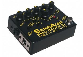 Tech 21 SansAmp Bass Driver DI - Preamp & Drive
