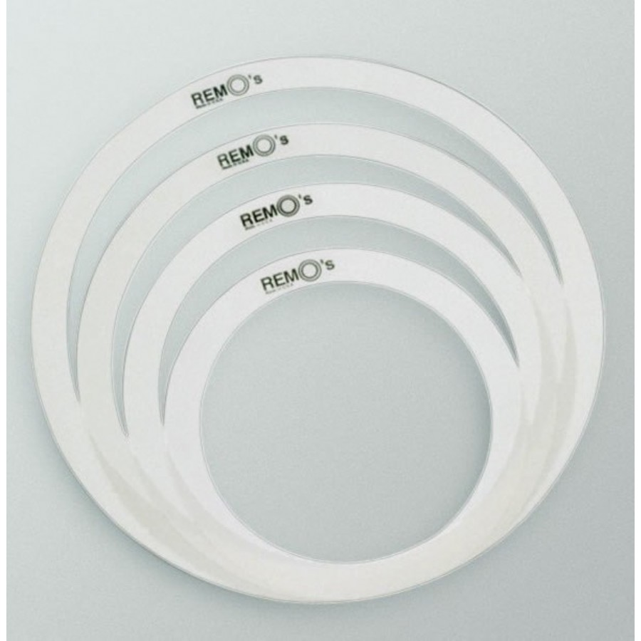 Remo RemOs Tone Control Rings Pack RO-2346-00