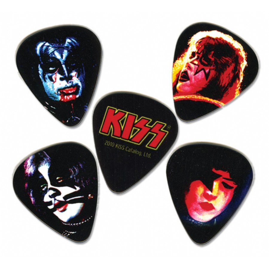 Planet Waves Kiss Picks - Alive II