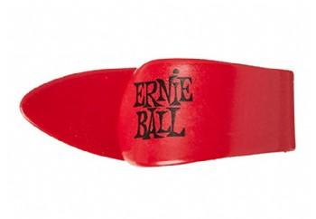 Ernie Ball 9210 Medium Thumb Pick Kırmızı - 1 Adet - Başparmak Penası