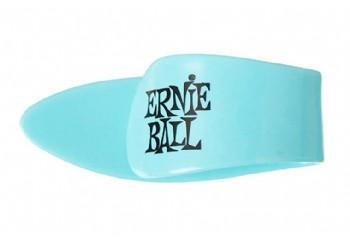 Ernie Ball 9210 Medium Thumb Pick Mavi - 1 Adet - Başparmak Penası