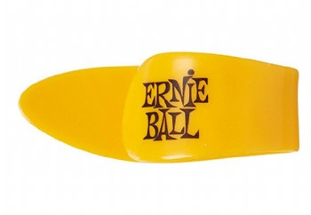 Ernie Ball 9210 Medium Thumb Pick Sarı - 1 Adet