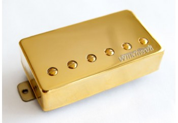 Wilkinson WVCNCR - Humbucker Pickup Gold - Bridge - Humbucker Manyetik