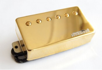 Wilkinson WVCNCR - Humbucker Pickup Gold - Neck - Humbucker Manyetik