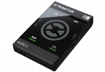 Native Instruments  Traktor Audio 2 MK2 - DJ Ses Kartı