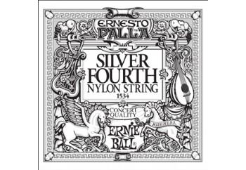 Ernie Ball Ernesto Palla 1534 - Re - Tek Tel - Klasik Gitar Tek Tel