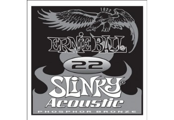 Ernie Ball Slinky Acoustic Single Strings 022 Tek Tel - Akustik Gitar Tek Tel