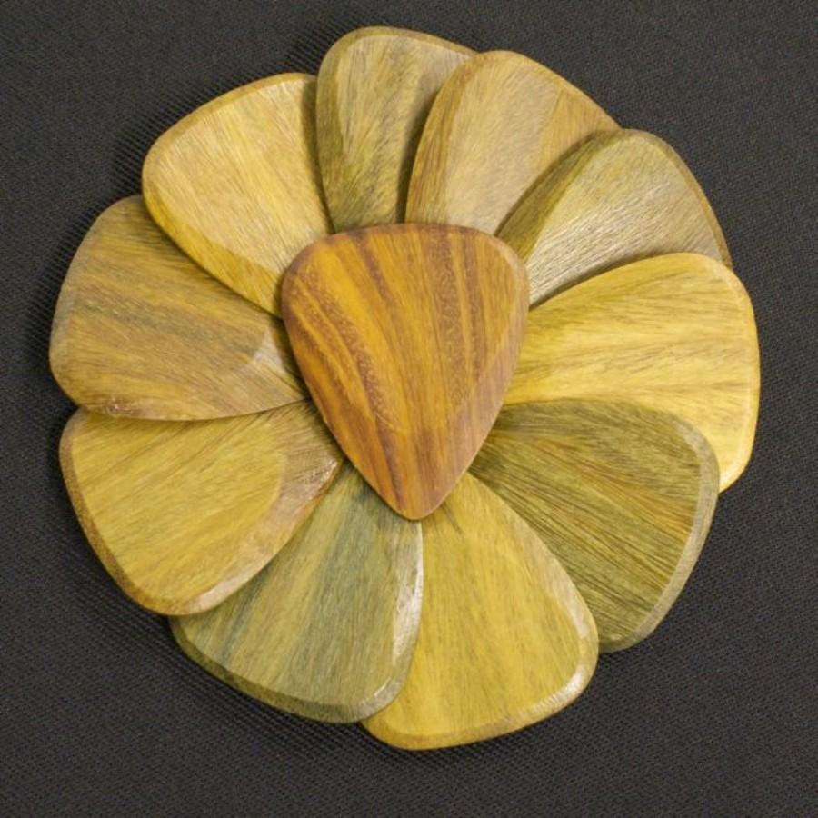 Timber Tones Lignum Vitae (Guaiacum officinale) Pick