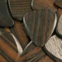 Timber Tones Macassar Ebony (Diospyros celebica) Pick