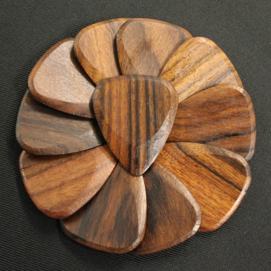Timber Tones Santos Rosewood (Machaerium spp.)