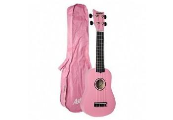 Ashton UKE100 Soprano Pink