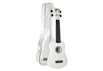 Ashton UKE100 Soprano White