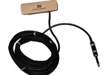 Seymour Duncan SA-3HC Hum-Canceling Woody - Akustik Gitar Manyetiği