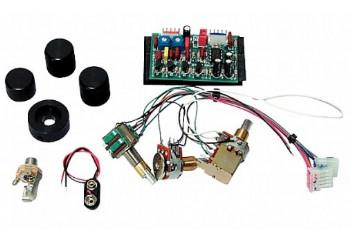 Seymour Duncan 2-Band Elektronik STC-2A - Bas Gitar Aktif Devre