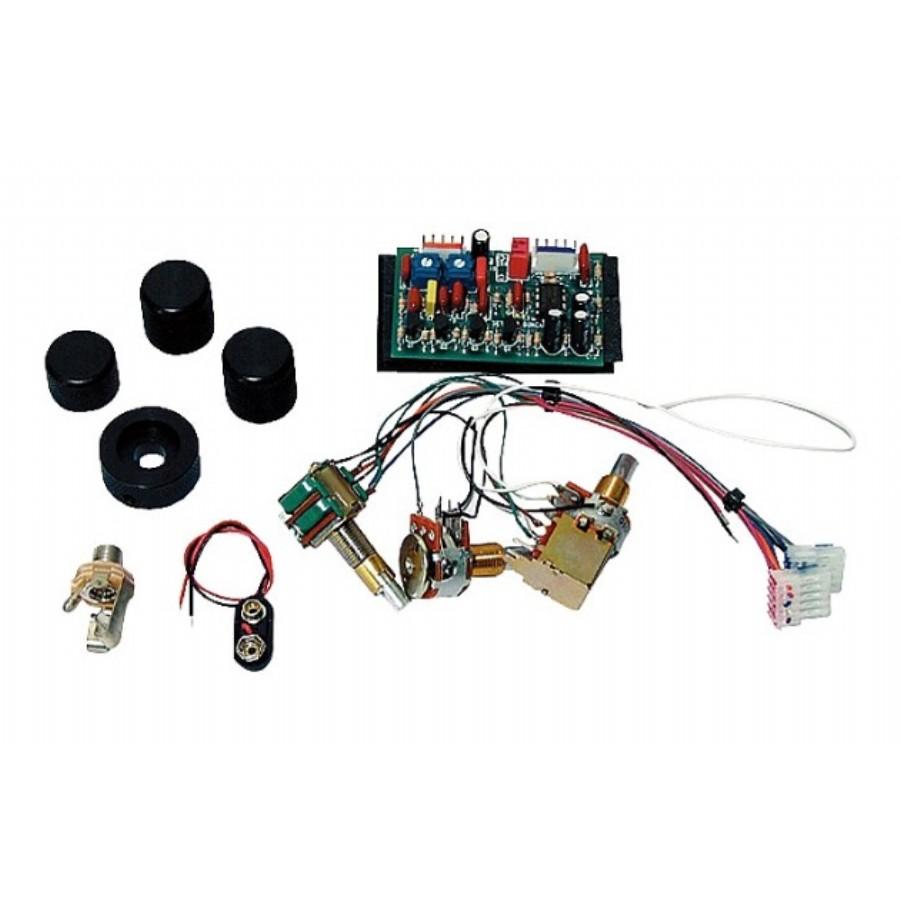 Seymour Duncan 2-Band Elektronik STC-2P