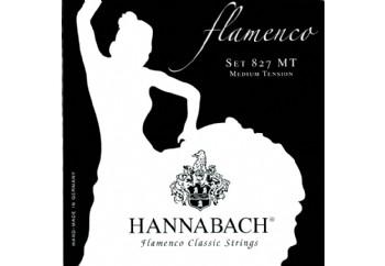 Hannabach 827 MT Takım Tel - Flamenko gitar teli