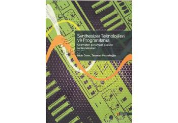 Synthesizer Teknolojileri ve Programlama Kitap - Ufuk Önen &Teoman Pasinlioğlu