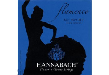 Hannabach 827 HT Takım Tel - Flamenko gitar teli