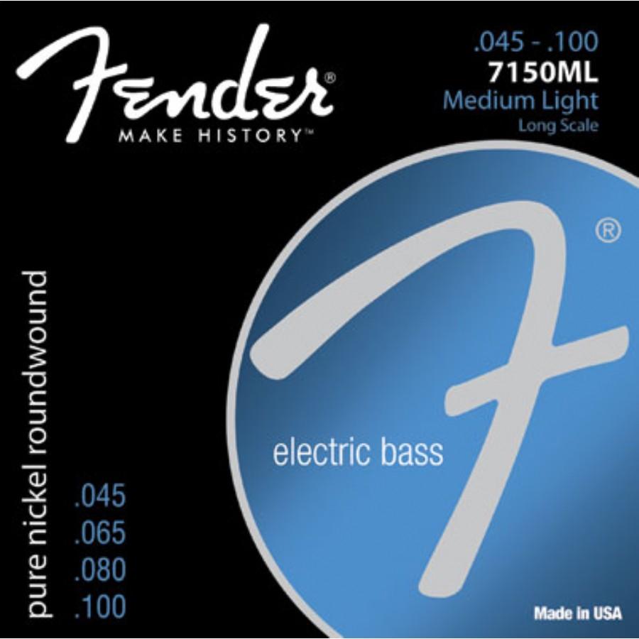 Fender 7150ML Pure Nickel Long Scale Medium Light