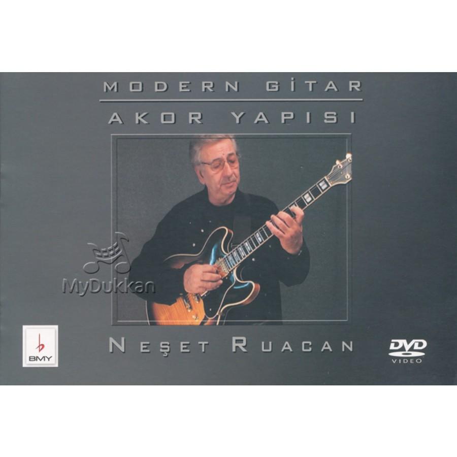 Modern Gitar Akor Yapısı DVD'li