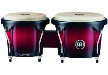 Meinl HB100 Headliner Bongo Set WRB - Wine Red Burst - Bongo