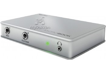 Motu MicroBook - Ses Kartı