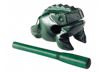 Nino 514GR Wood Frogs Medium Medium - Green - Guiro