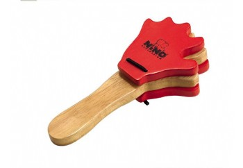 Nino 585 Wood Hand - Kastanyet