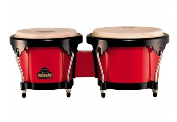 Nino 17 ABS Bongos Plus Red Shell / Black Hardware - Bongo