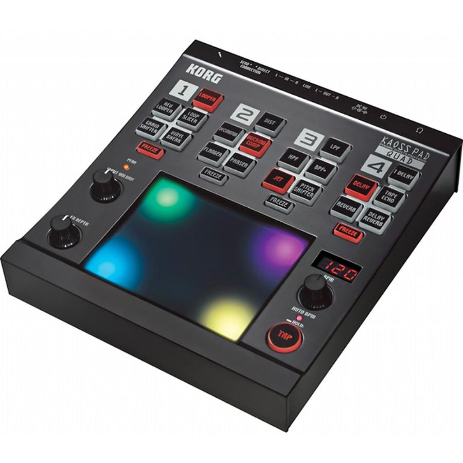 Korg Kaoss Pad Quad Dynamic Effects Processor
