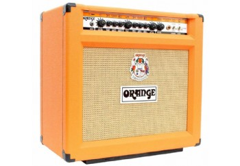 Orange Rockerverb 50C MK II 1x12 Combo - Elektro Gitar Amfisi