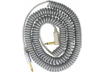 Vox Vintage Coiled Cable Gümüş