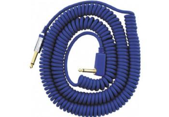 Vox Vintage Coiled Cable Mavi