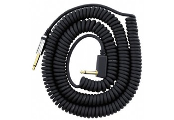 Vox Vintage Coiled Cable Siyah