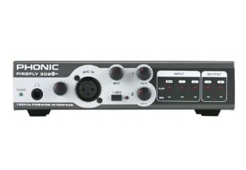 Phonic FireFly 302 Plus Firewire Audio Interface - Ses Kartı