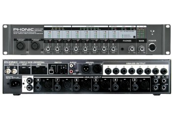 Phonic FireFly 808 Universal 18-Channel Audio Interface - Ses Kartı