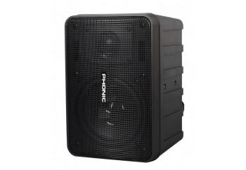 Phonic SE207 2-Way Molded Speaker Siyah - Duvar Tipi Hoparlör