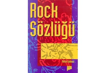 Rock Sözlüğü Kitap - Metin Solmaz