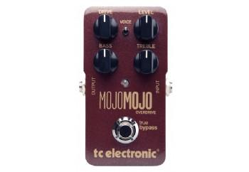 tc electronic MojoMojo Overdrive - Overdrive Pedalı