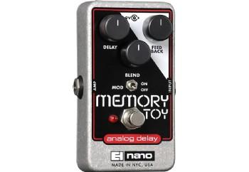 electro-harmonix Memory Toy - Delay Pedalı
