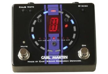 Carl Martin Guitar Pedal Tuner - Akort Aleti