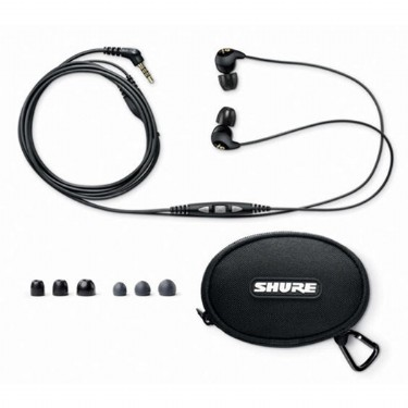 Shure SE115m+ Noise Isolating Earphones