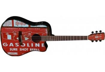 Cort Gasoline 2 BKS - Elektro Akustik Gitar