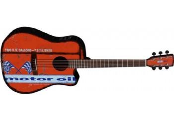Cort Motor Oil 2 BKS - Elektro Akustik Gitar